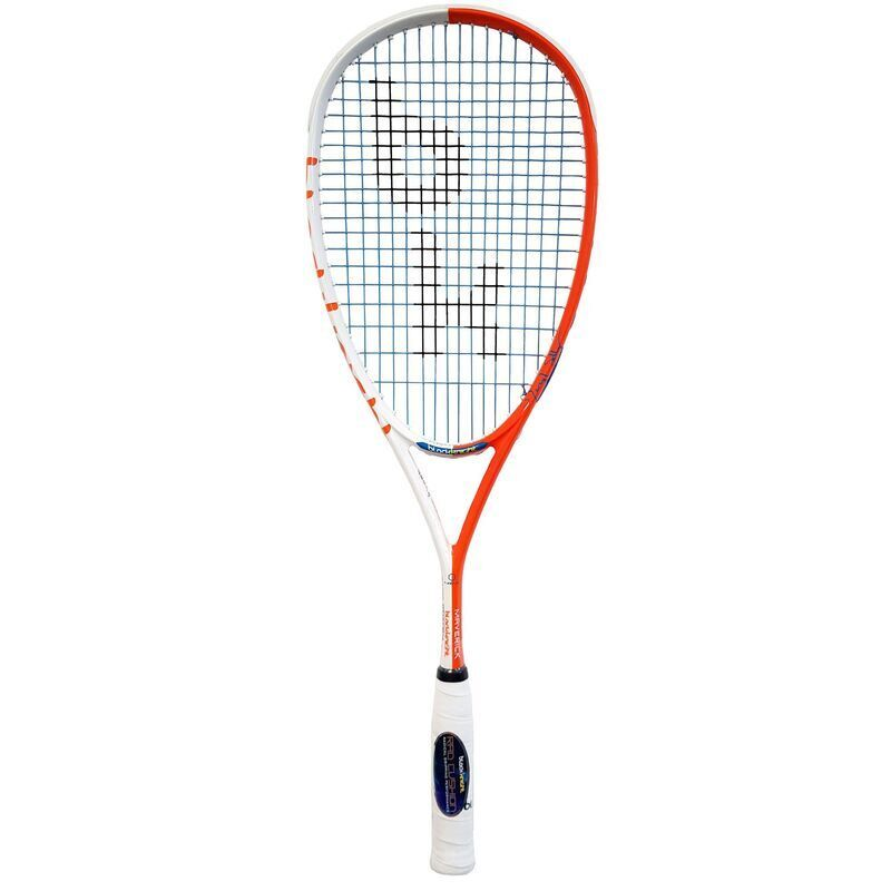 Black Knight Hex Maverick Squash Racket
