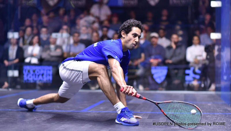 Tarek Momen US Open 2019