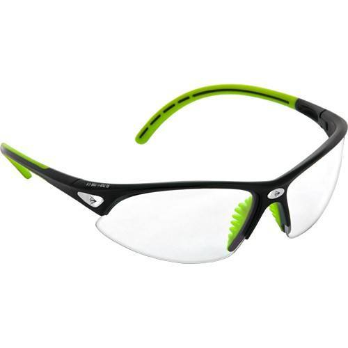 Dunlop I-Armor Goggles - Green and Black