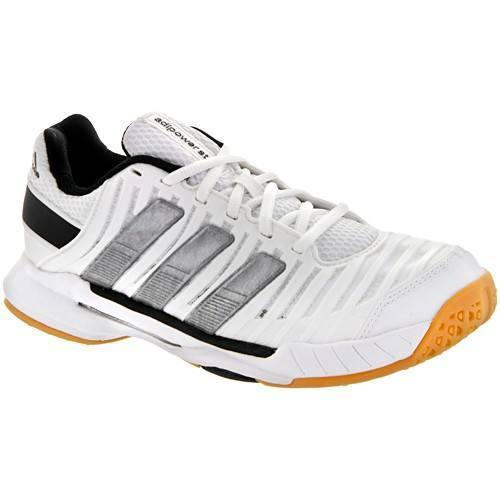 Adidas Adipower Stabil 10.1 Women - White Black