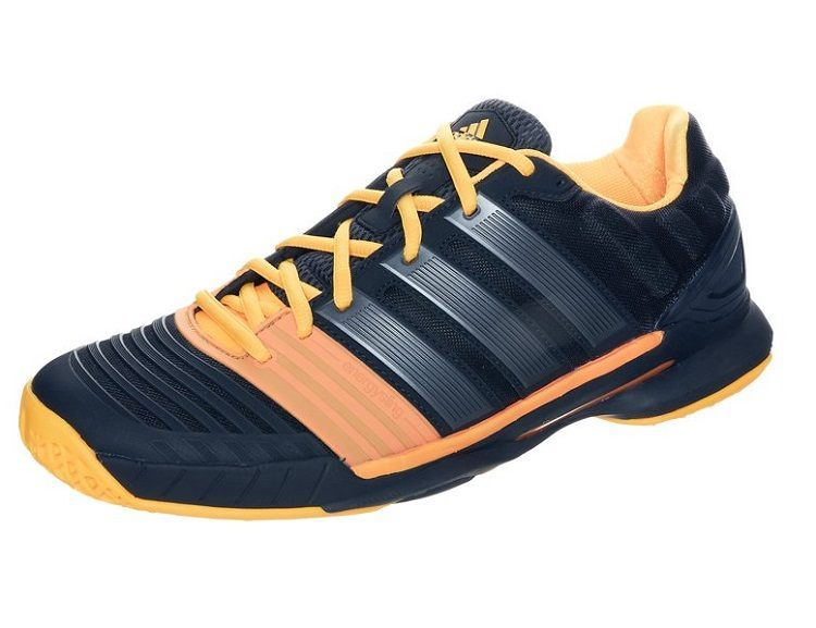 info for ecdef b9a03 Adidas Adipower Stabil 11 Men - Black