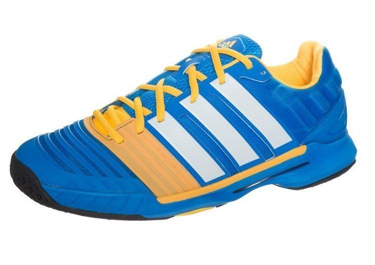 Adidas Adipower Stabil 11 Court Shoes - Squash Source