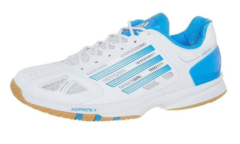 Adidas Adizero Feather Pro - White Blue