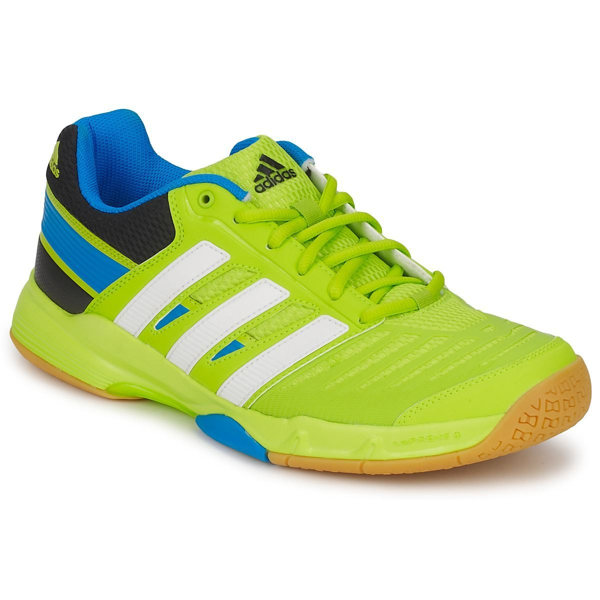 Adidas Court Stabil 10.1 Squash Shoes - Men's Green