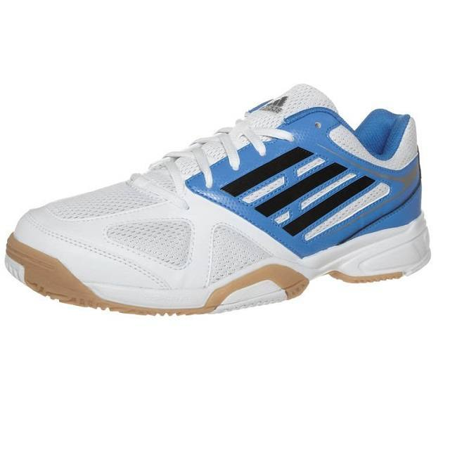 Adidas Opticourt Ligra 2 Men - White Light Blue