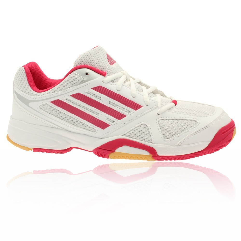 Adidas Opticourt Ligra 2 Women - White Red