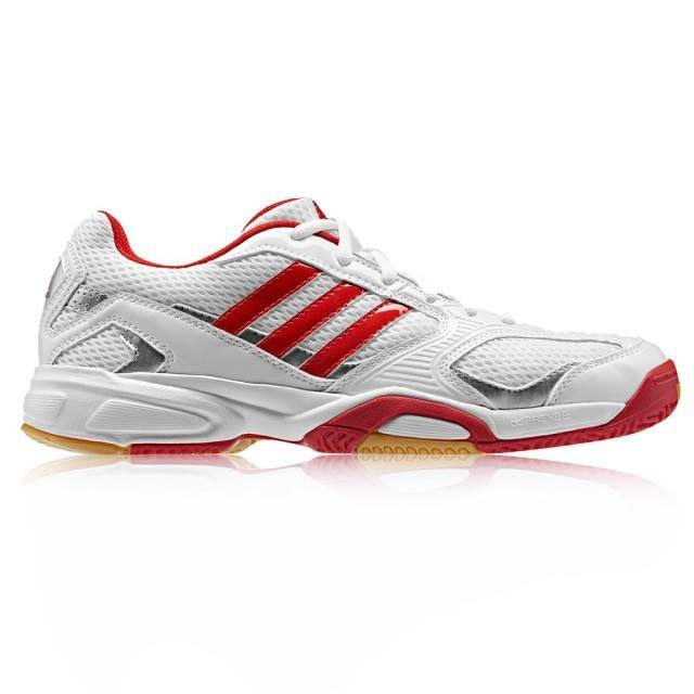 Adidas Opticourt Ligra - White and Red