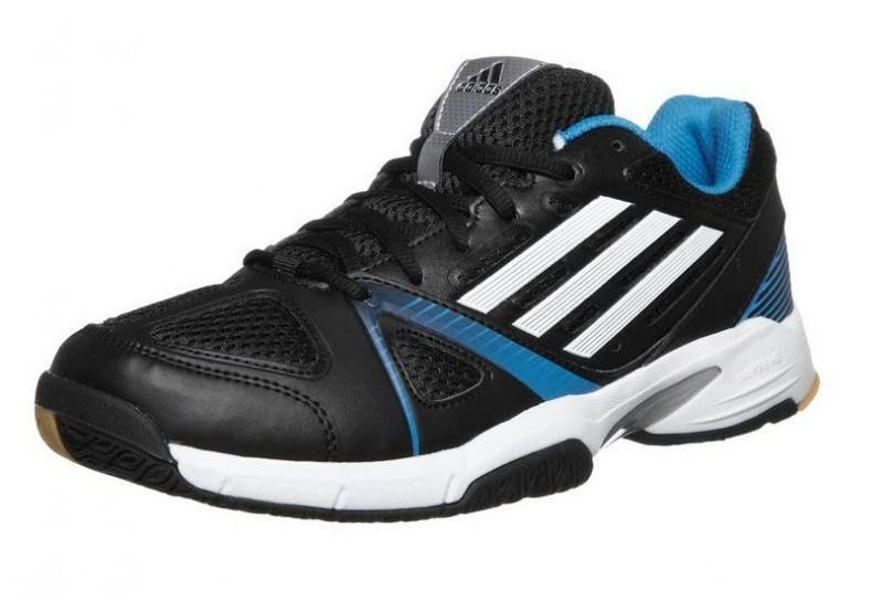 Adidas Opticourt Team Light 2 Men - Black White Blue