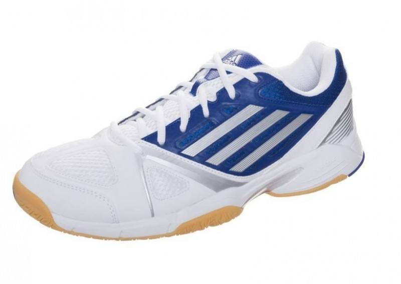 Adidas Opticourt Team Light 2 Men - White Blue