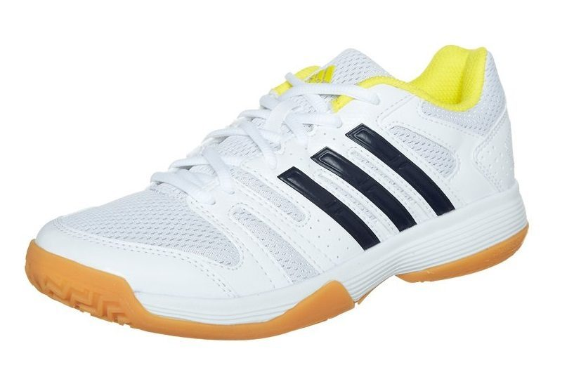Adidas Volley Ligra Women - White Black Yellow