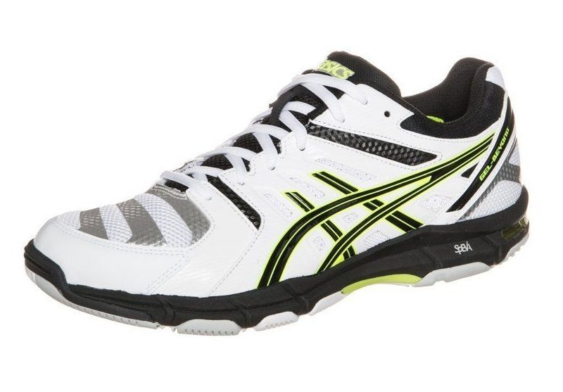 Asics Gel Beyond 4 Men - White Black Yellow