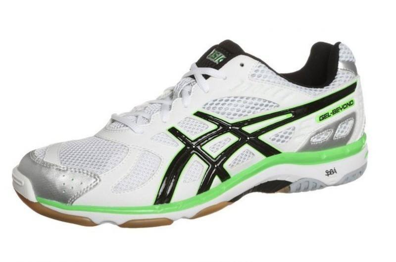 Asics Gel Beyond Men - White Black Green