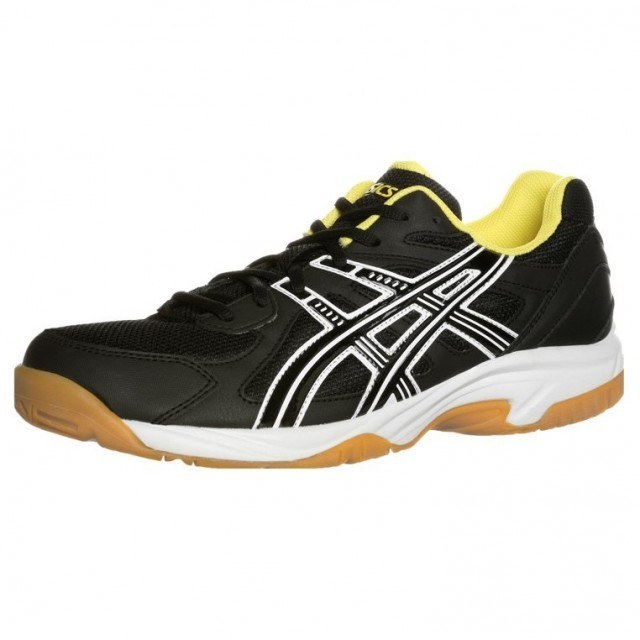 Asics Gel Doha Men - Black Yellow