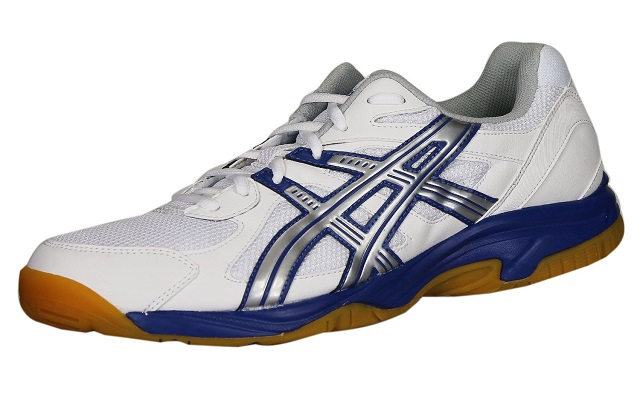 Asics Gel Doha Men White Blue