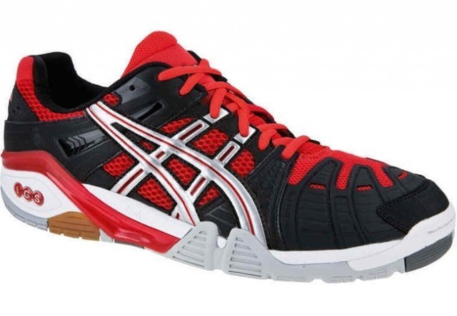 Asics Gel Progressive - Red Black