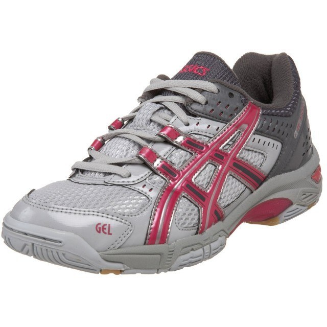 Asics Gel Rocket 5 Court Shoes - Squash Source 8a8c125e4