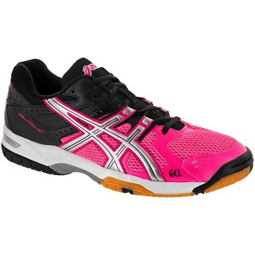 Asics Gel Rocket 6 Women - Pink Black