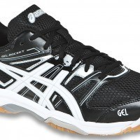 Asics Gel Rocket 7 Men - Black