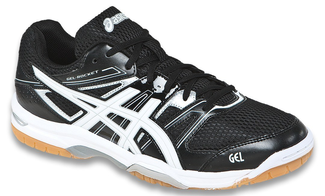 Asics Gel Rocket 7 Black