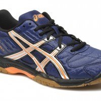 Asics Gel Squad Men [Navy Orange]