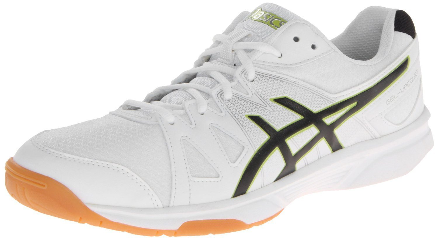 Asics Gel Upcourt Squash Shoes Men White