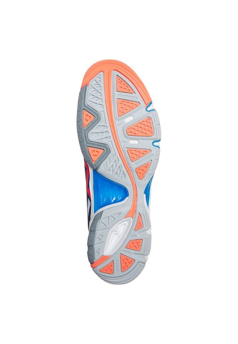 White Blue Orange (Sole)