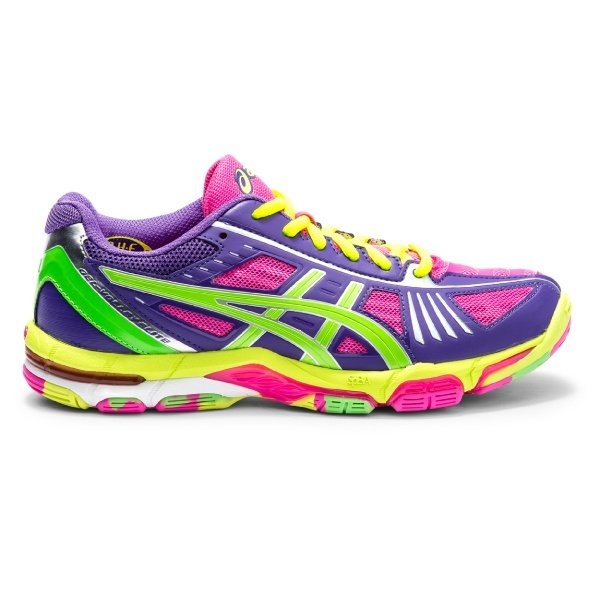 Asics Gel Volley Elite 2 Court Shoes - Squash Source
