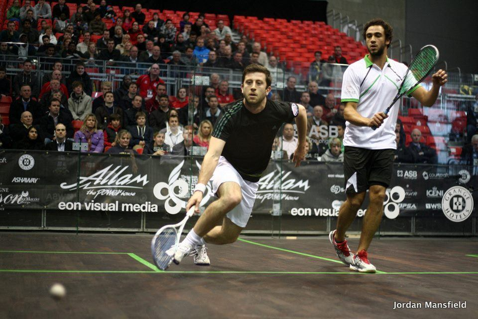 Ramy Ashour Shoes