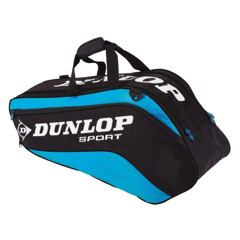 dunlop-biomimetic-tour-6-squash-bag-blue