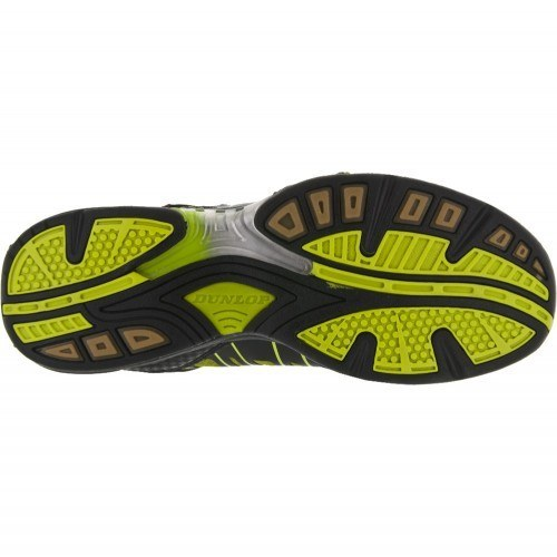 dunlop-ultimate-tour-men-black-green-sole