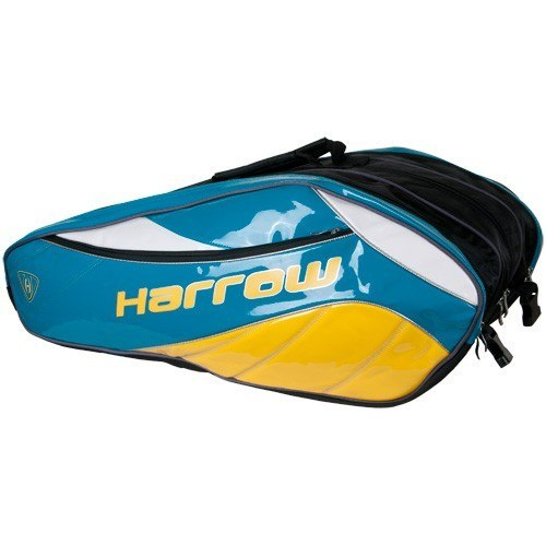 Harrow Squash Bags - Blue Yellow