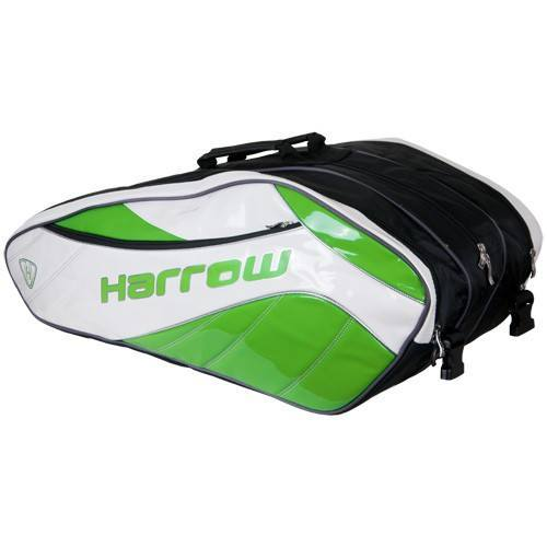 Harrow Squash Bags - Green White