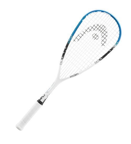 Head Microgel Power Ignition Squash Racket