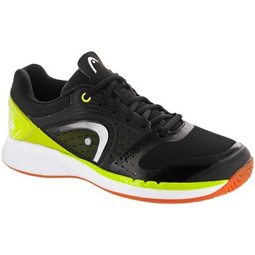 Head Sprint Pro Men [Black Lime]
