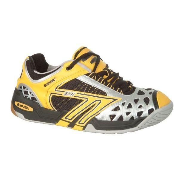 Hi-Tec S701 4SYS - Yellow Silver Black