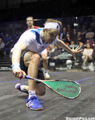 James Willstrop 2014 British Open