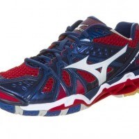 Mizuno Wave Tornado 9 - Blue Red