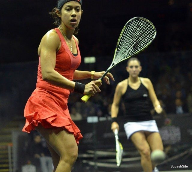 Nicol David 2013 HK Open