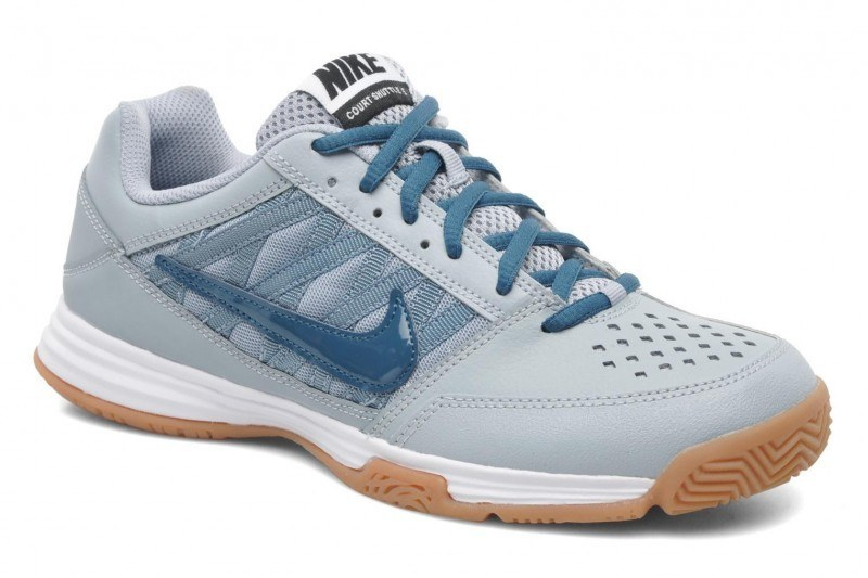 Nike Court Shuttle 5 Men - Blue Gray