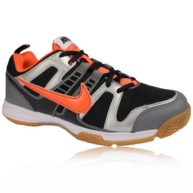 Nike Multicourt 10 Men - Black Silver Orange