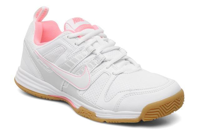 Nike Multicourt 10 Women White and Pink