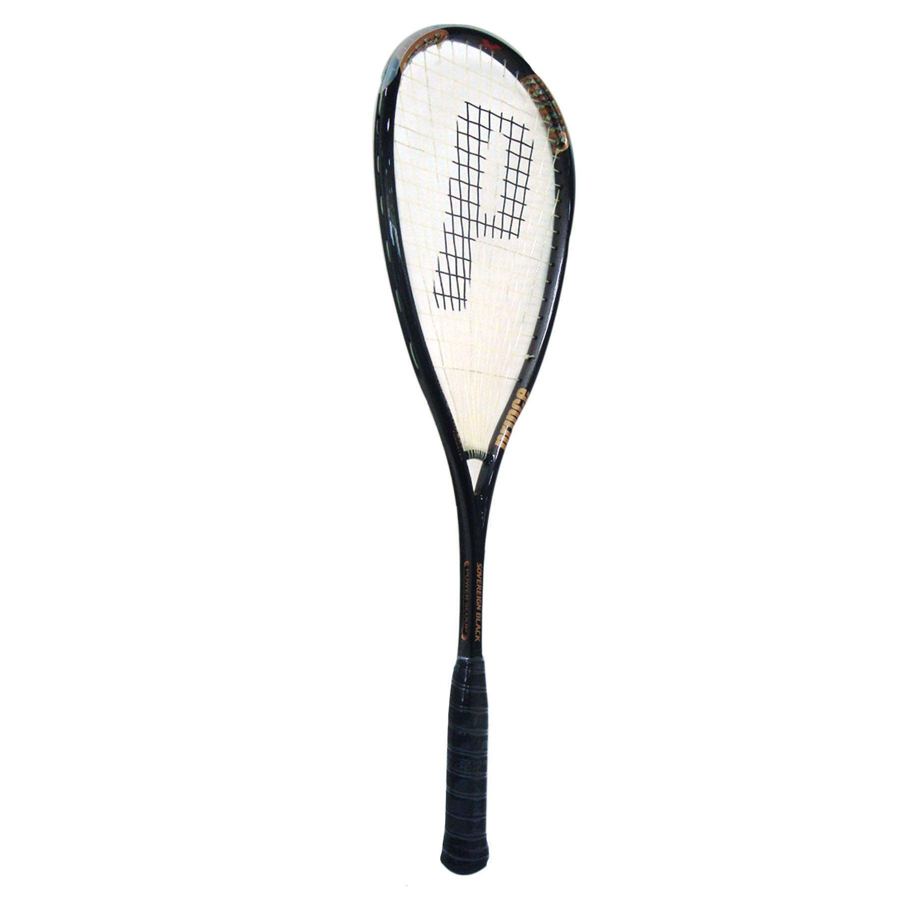 Prince TT Sovereign Black Squash Racket