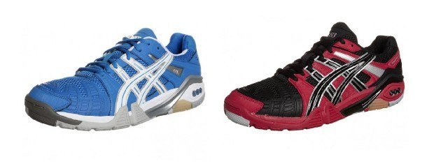 Asics Gel Progressive / Asics Gel Cyber Power Comparison