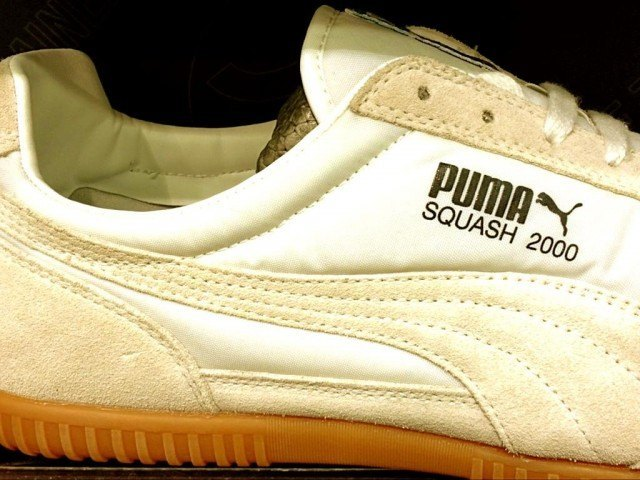 Puma Squash 2000 Sneakers Are Not Good