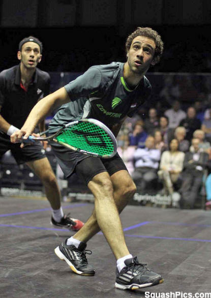Ramy Ashour 2014 British Open