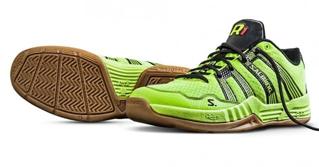 Salming Race R1 2.0 Squash Shoes