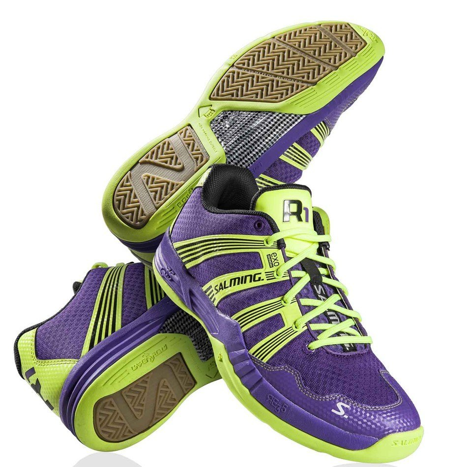 Salming Race R1 2.0 Men - Purple
