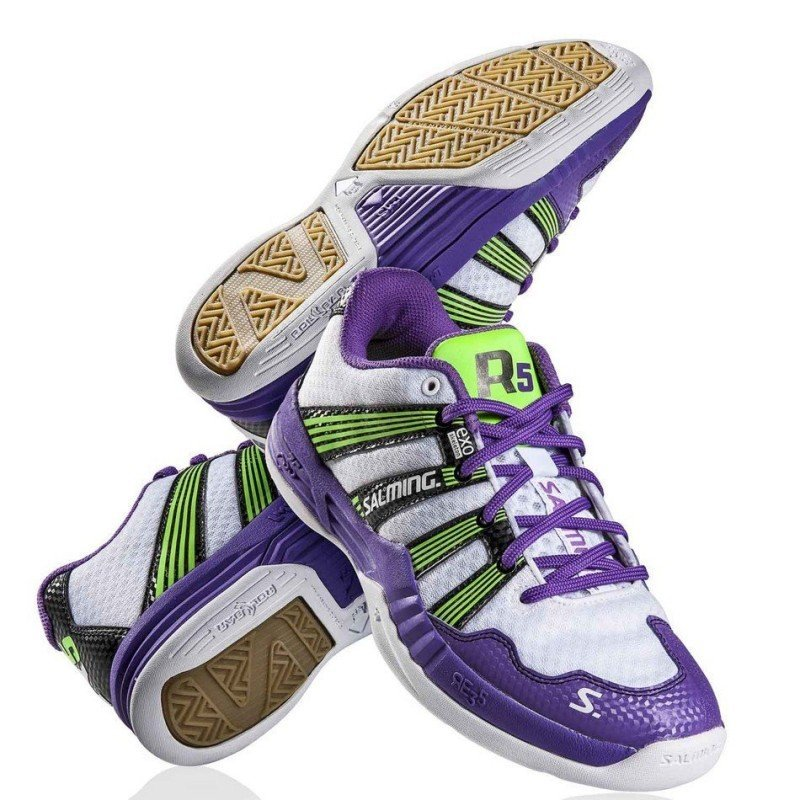 Salming Race R5 2.0 Womens Indoor Court Shoes N85h1221
