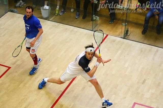 James Willstrop Bundesliga Squash 2013